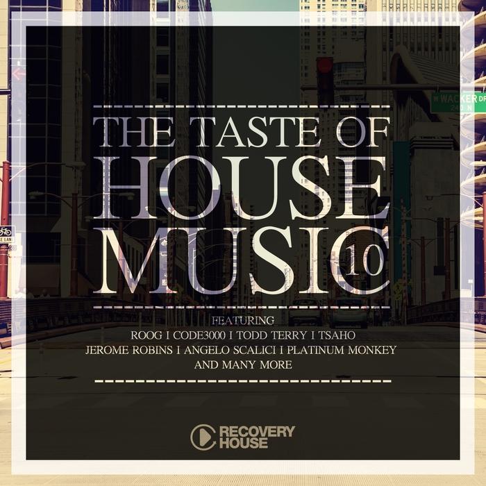 VARIOUS - The Taste Of House Music Vol 10