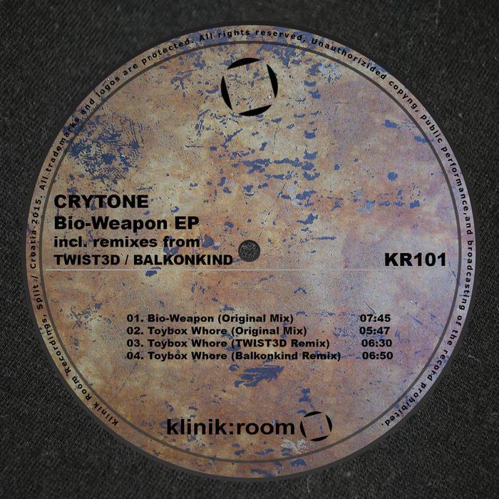 CRYTONE - Bio-Weapon