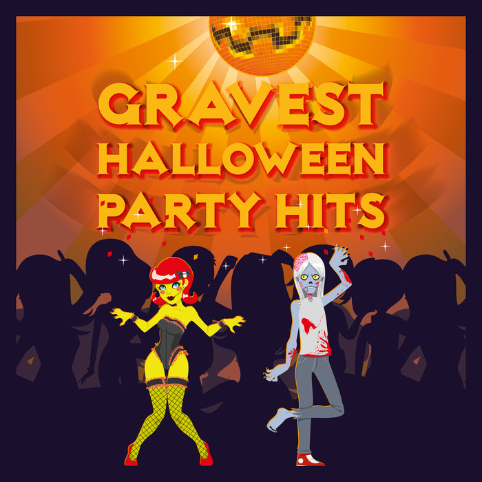VARIOUS - Gravest Halloween Party Hits