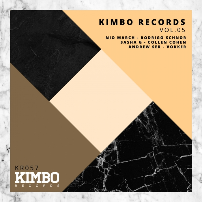 VARIOUS - Kimbo Vol 5