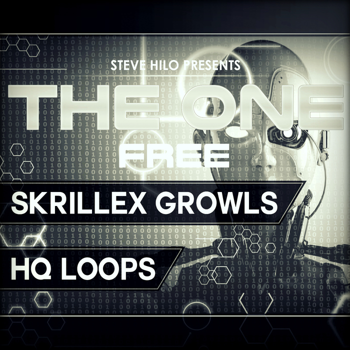 THE ONE-SERIES - Skrillex Growls (Free Sample Pack)