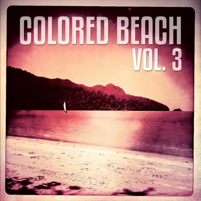 VARIOUS - Colored Beach Vol 3 (Mix Of Smooth & Relaxing Beatsa)