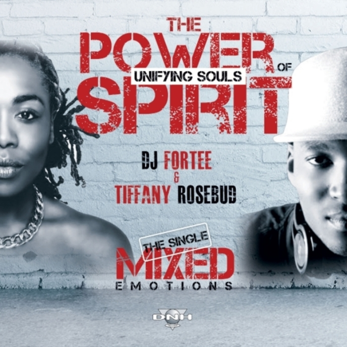 DJ FORTEE & TIFFANY ROSEBUD - Mixed Emotions