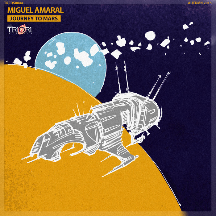 MIGUEL AMARAL - Journey To Mars