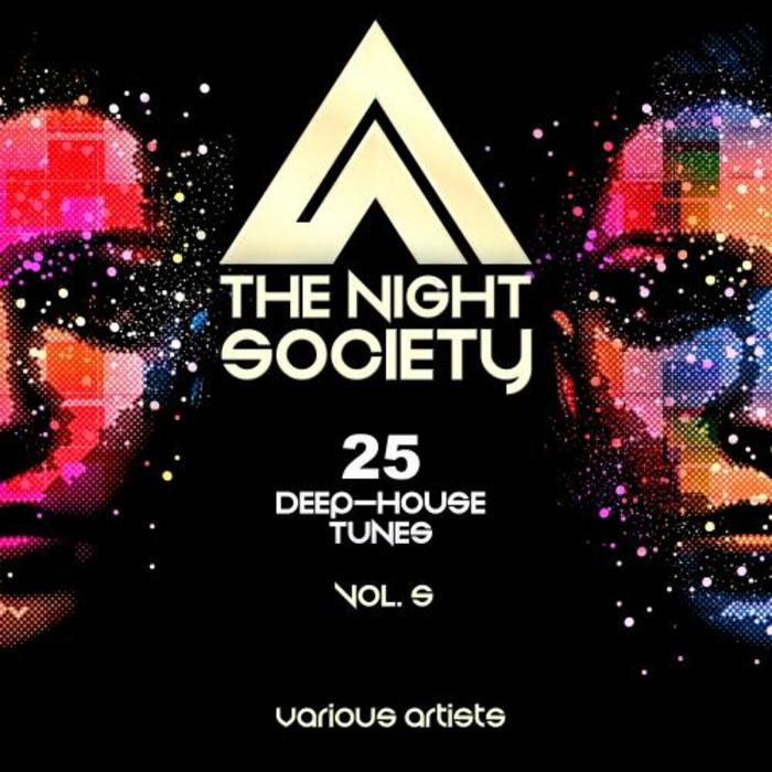 Various the night society vol 5 25 deep house tunes at for Funky house tunes