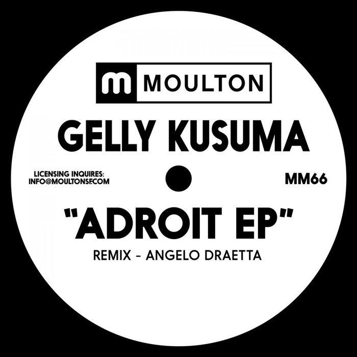 GELLY KUSUMA - Androit EP