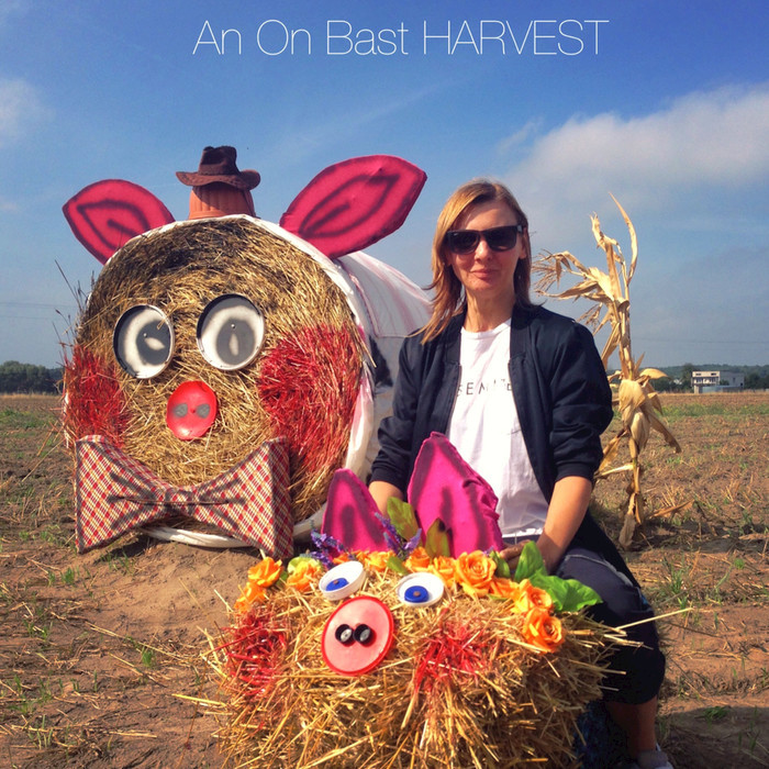 AN ON BAST - Harvest EP
