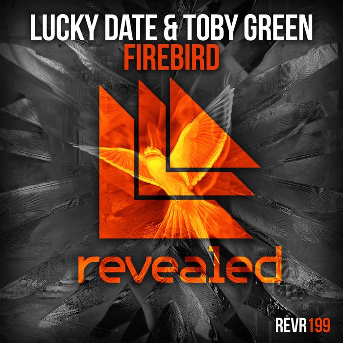 LUCKY DATE & TOBY GREEN - Firebird