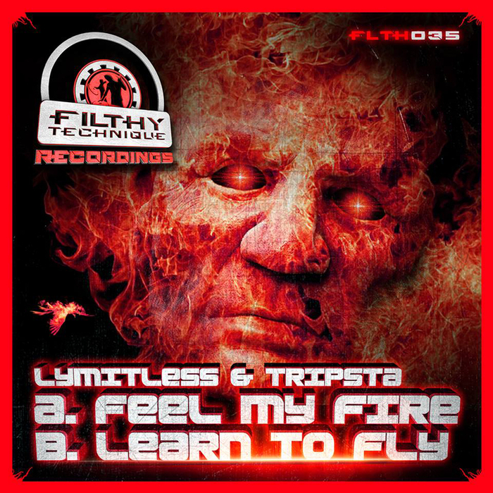 LYMITLESS feat TRIPSTA - Feel My Fire/Learn To Fly