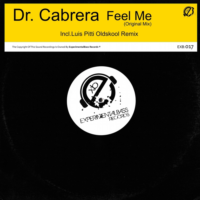 DR CABRERA - Feel Me