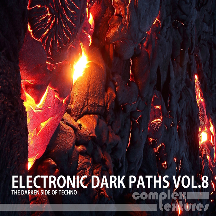 VARIOUS - Electronic Dark Paths Vol 8: The Darken Side Of Techno