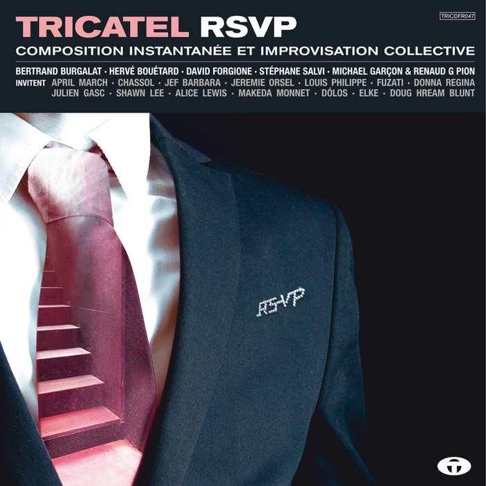 VARIOUS - Tricatel RSVP (Composition Instantanee Et Improvisation Collective)