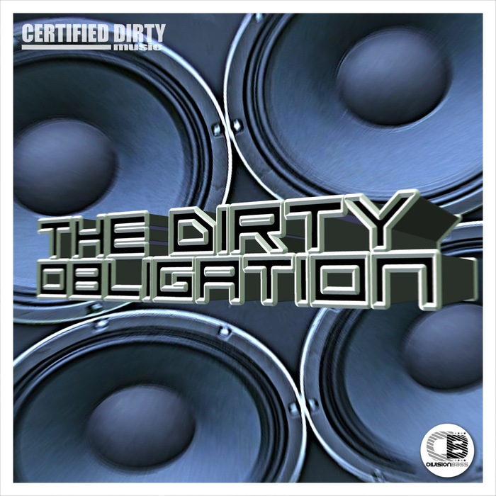 VARIOUS - The Dirty Obligation EP Vol 1