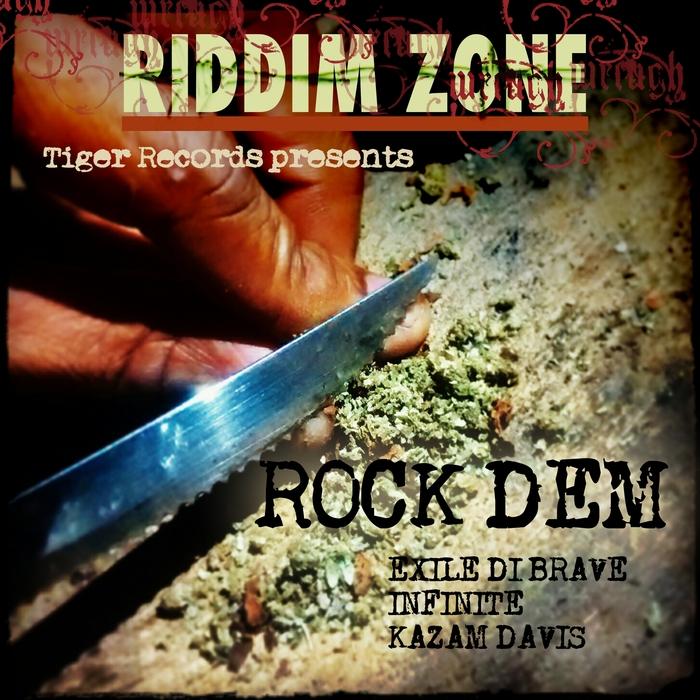 VARIOUS - Riddim Zone Rock Dem