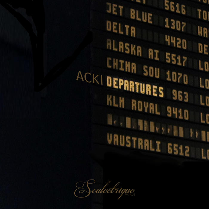 ACKI - Departures