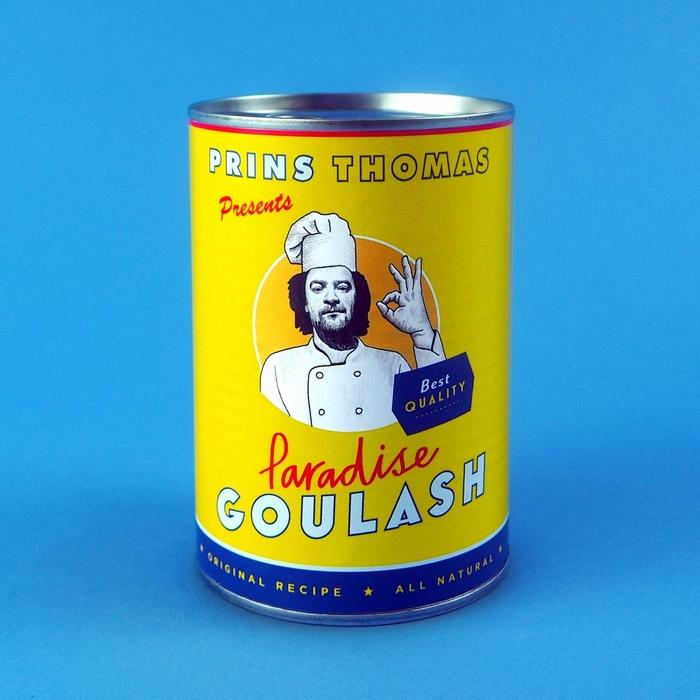 THOMAS, Prins/VARIOUS - Paradise Goulash