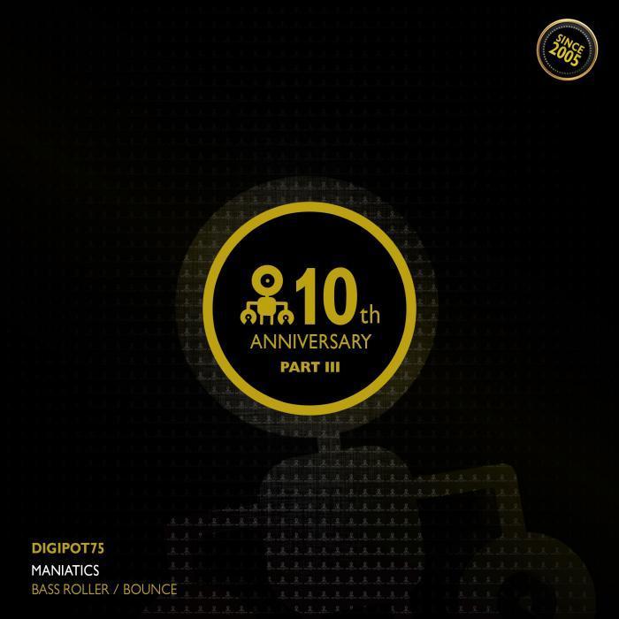 MANIATICS - Melting Pot 10th Anniversary Pt III