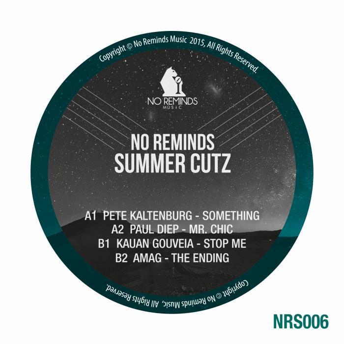 PETE KALTENBURG - No Reminds Summer Cutz