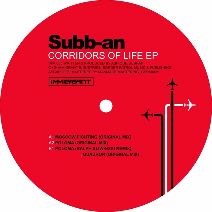 SUBB AN - Corridors Of Life