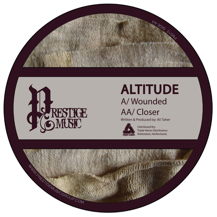 ALTITUDE - Wounded/Closer