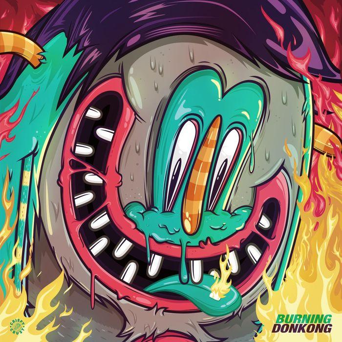DONKONG - Burning