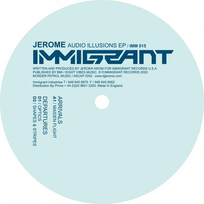 JEROME - Audio Illusions