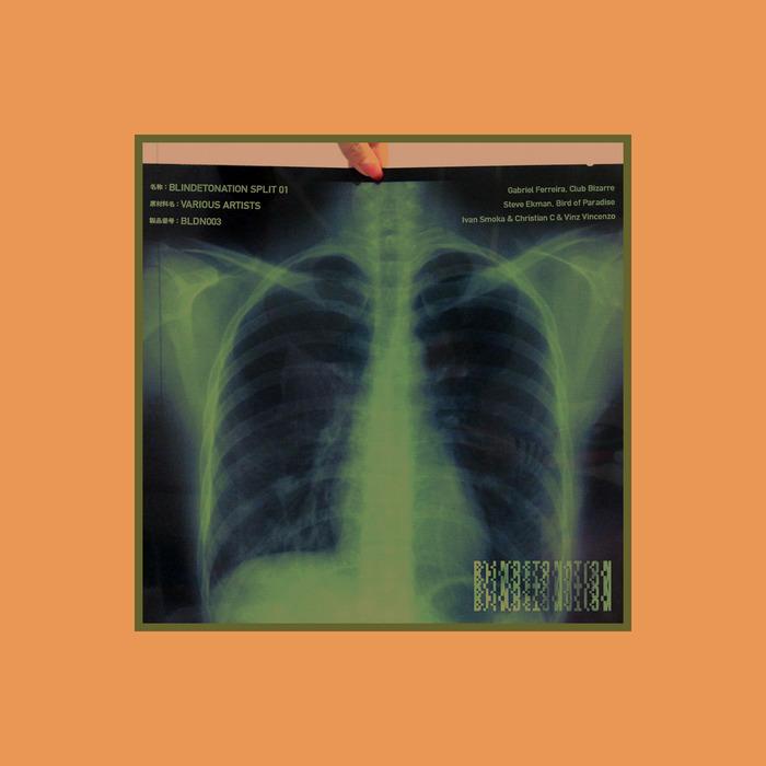 VARIOUS - Blindetonation Split 01