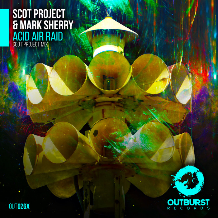 SCOT PROJECT & MARK SHERRY - Acid Air Raid