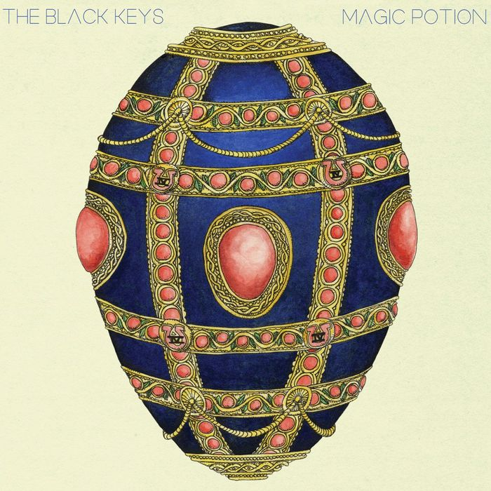 THE BLACK KEYS/CHRIS KEFFER/DAN AUERBACH/PATRICK CARNEY/THE BLACK KEYS - Magic Potion