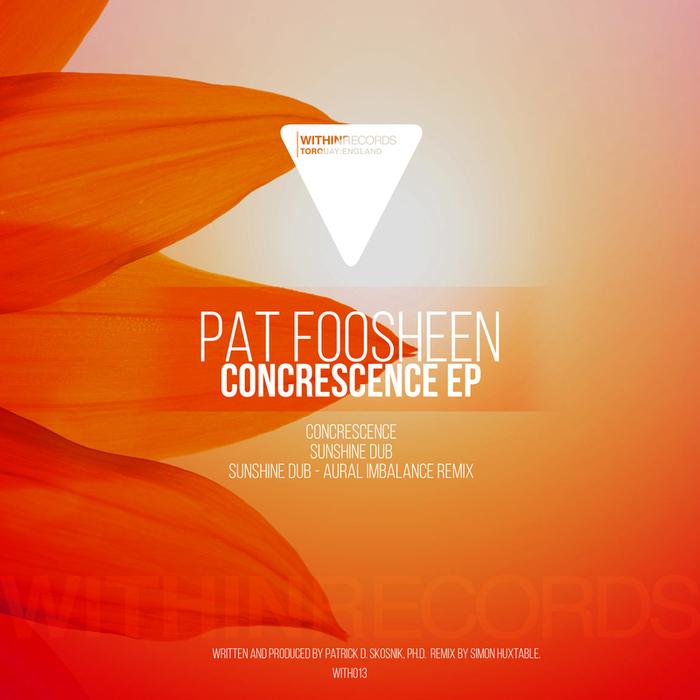 PAT FOOSHEEN - Concrescence