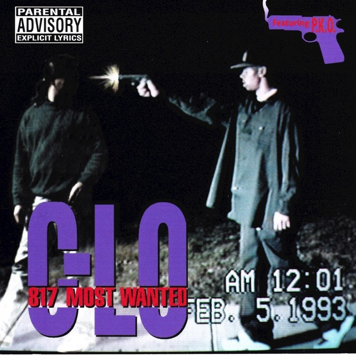 C LO - 817 Most Wanted