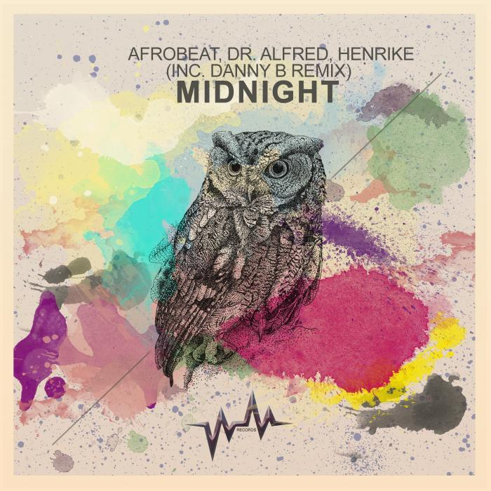 AFROBEAT - Midnight