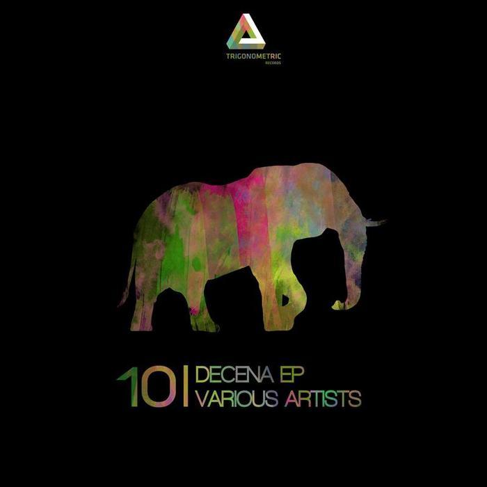 THOMAS TRIBAL & GAETANO VERDI/ALEX TRIBE/OLIVER HUPS/MATIMUR - Decena EP