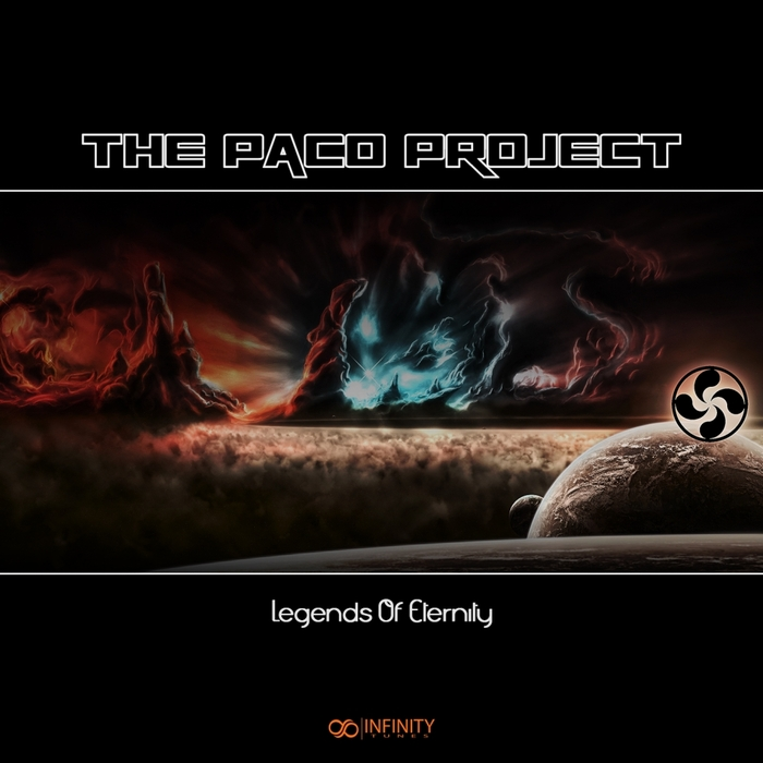 THE PACO PROJECT - Legends Of Eternity