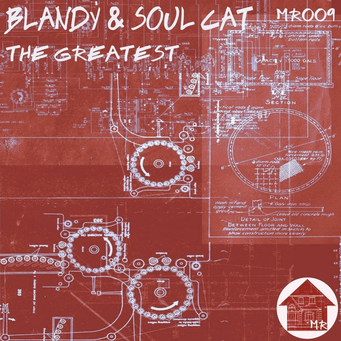 BLANDY & SOUL CAT - The Greatest