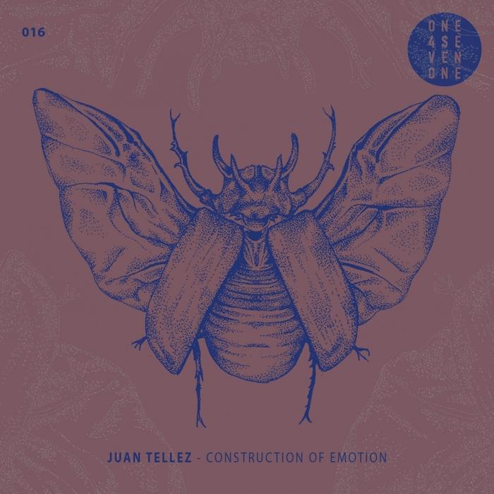 JUAN TELLEZ - Construction Of Emotion