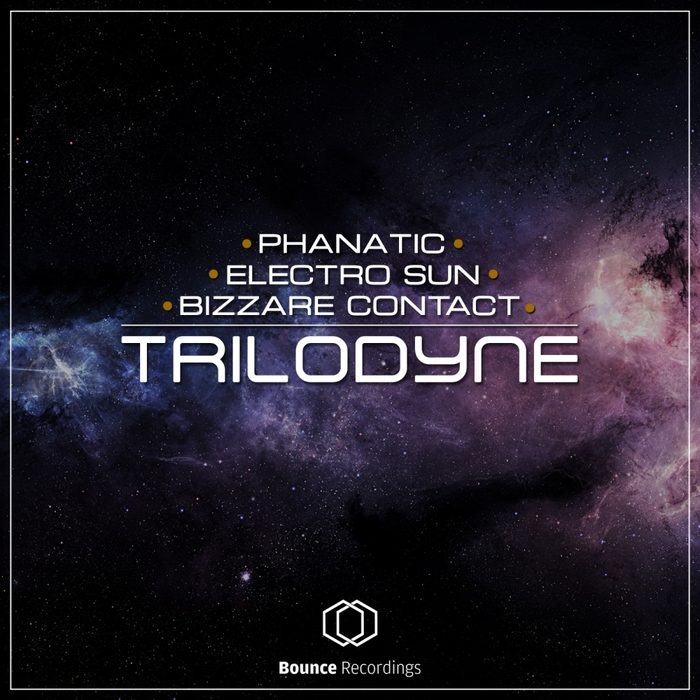 PHANATIC & ELECTRO SUN & BIZZARE CONTACT - Trilodyne