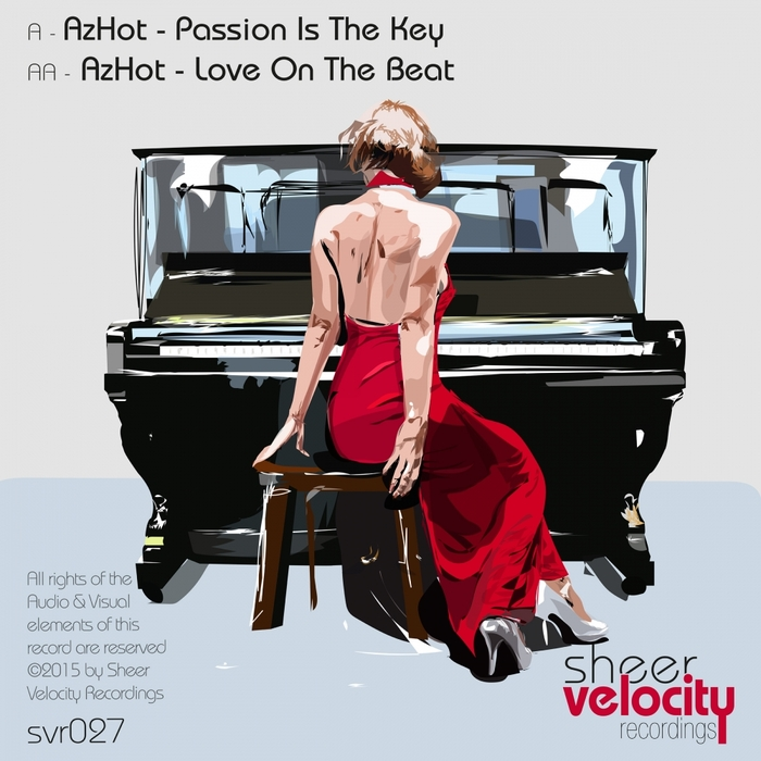 AZHOT - Passion Is The Key / Love On The Beat