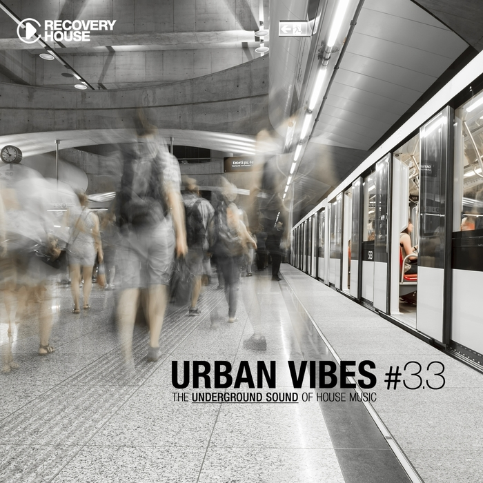 VARIOUS - Urban Vibes: The Underground Sound Of House Music 3.3