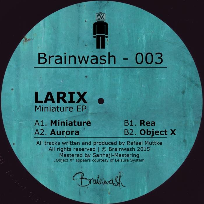LARIX - Miniature EP