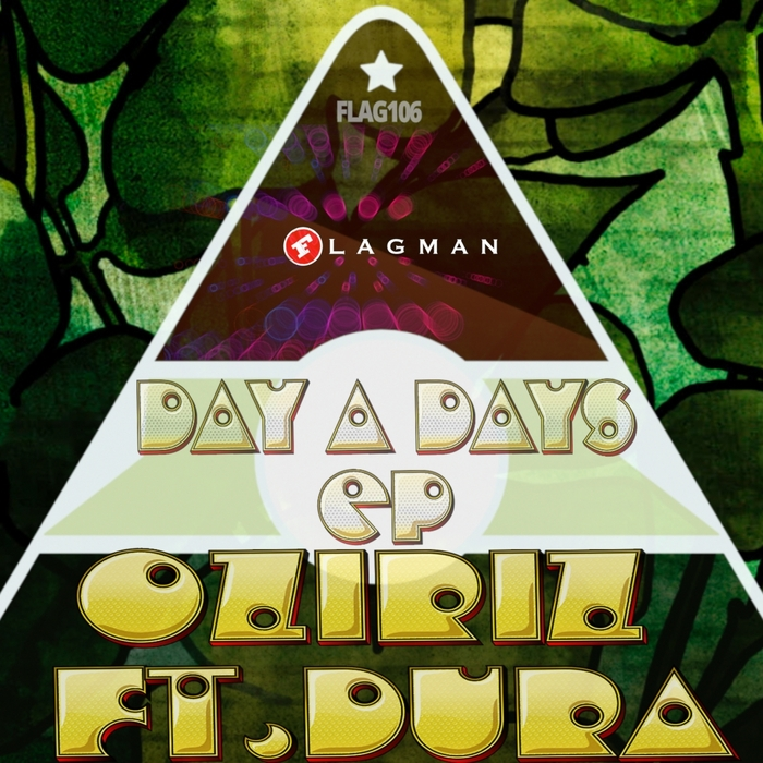 OZIRIZ feat DURA - Day A Days EP