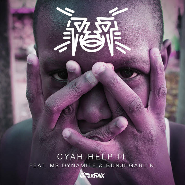 JUS NOW feat MS DYNAMITE & BUNJI GARLIN - Cyah Help It