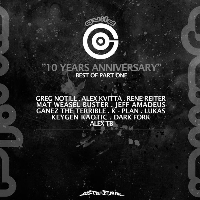 VARIOUS - Best Of Vol 1 (10 Years Anniversary)