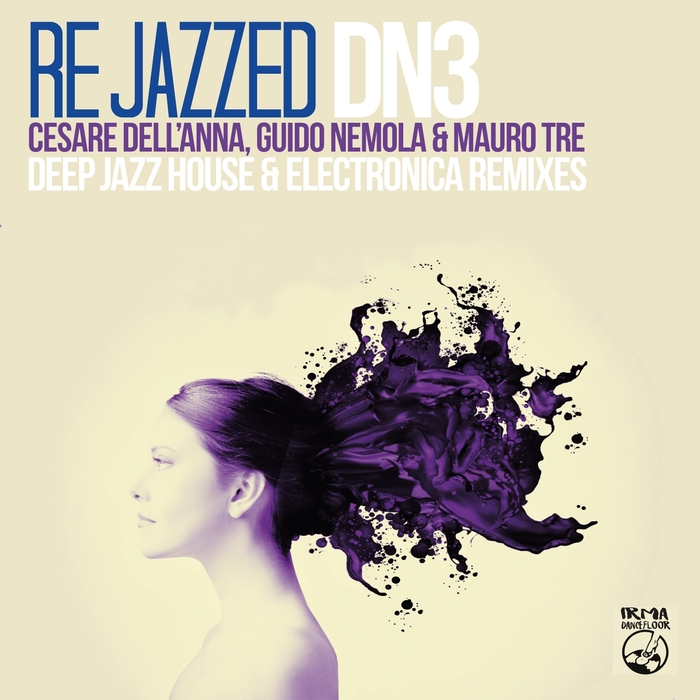 VARIOUS - Re Jazzed (Deep Jazz House & Electronica Remixes)