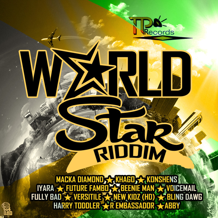 VARIOUS - World Star Riddim
