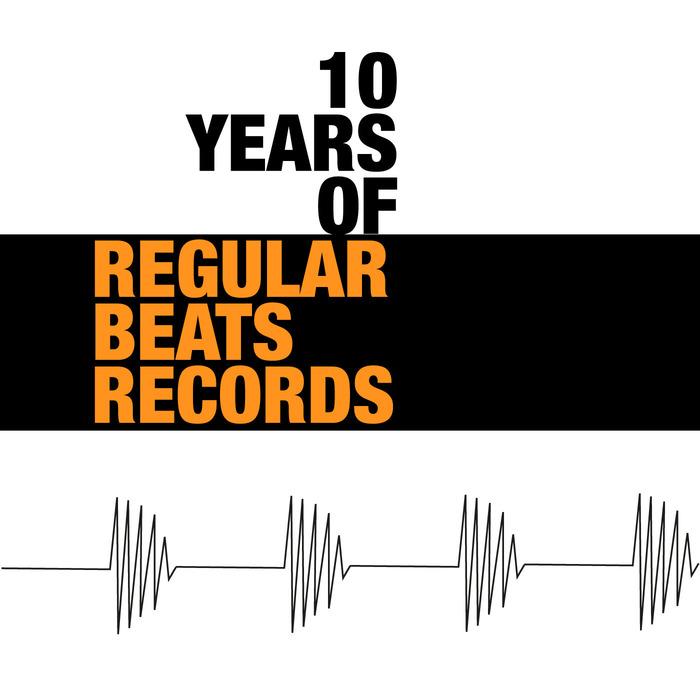 ATESH K - 10 Years Of Regular Beats Records