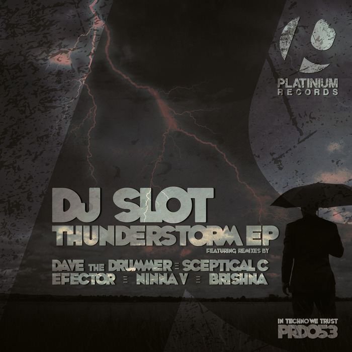 DJ SLOT - ThunderStorm EP