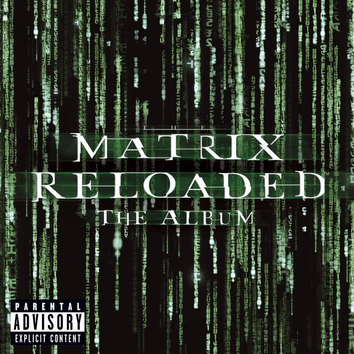 VARIOUS - The Matrix Reloaded: The Album (U.S. 2 CD Set-Enh'd PA Version)
