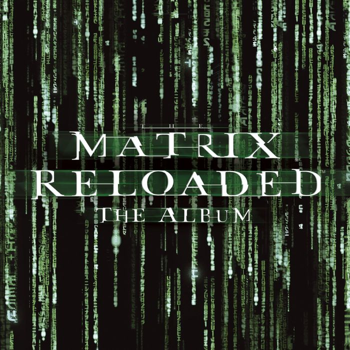 VARIOUS - The Matrix Reloaded: The Album
