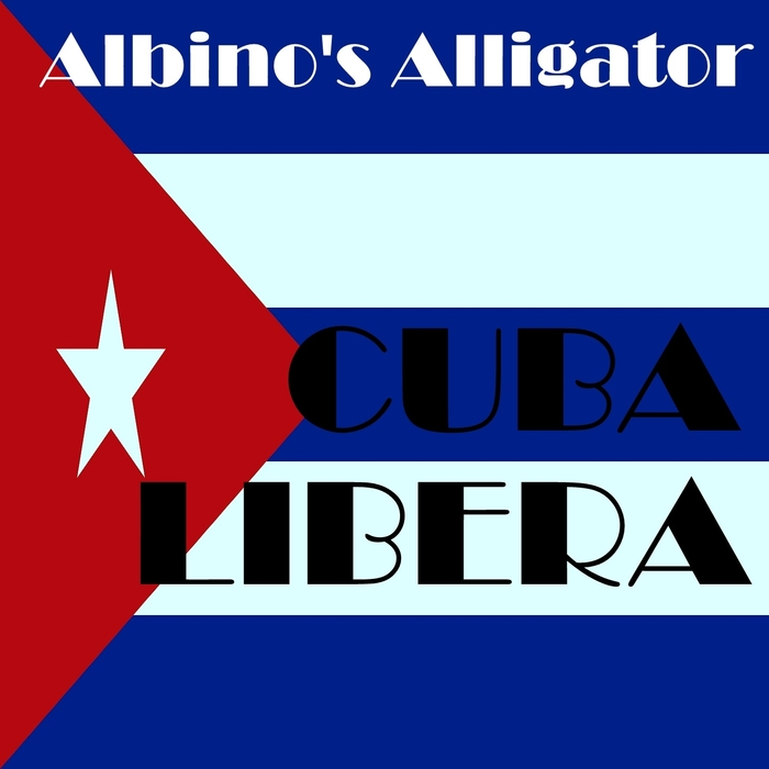ALBINO'S ALLIGATOR - Cubalibera